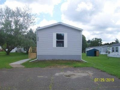 Mobile Home at 206 Oak St. #46 Clear Lake, WI 54005
