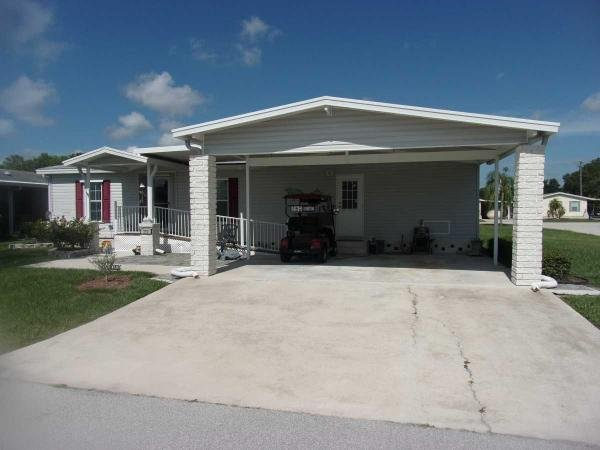 Mobile Home at 777 Montery Dr., Arcadia, FL
