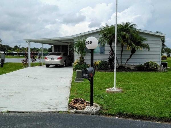 Mobile Home at 3699 Long Iron Ct, North Fort Myers, FL