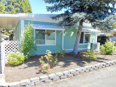 Mobile Home at 1800 Lakewood Ct #112 Eugene, OR 97402
