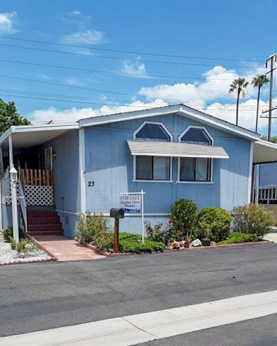Mobile Home at 15621 Beach Blvd.  # 23 Westminster, CA 92683