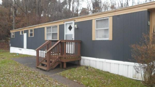Mobile Home at 155 Hi Jack Lane, Greensburg, PA