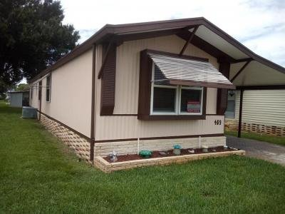 Mobile Home at 489 Lake Henry Circle Winter Haven, FL 33881