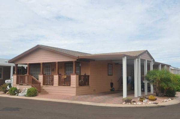 Mobile Home at 101 N 38th Street, Mesa, AZ