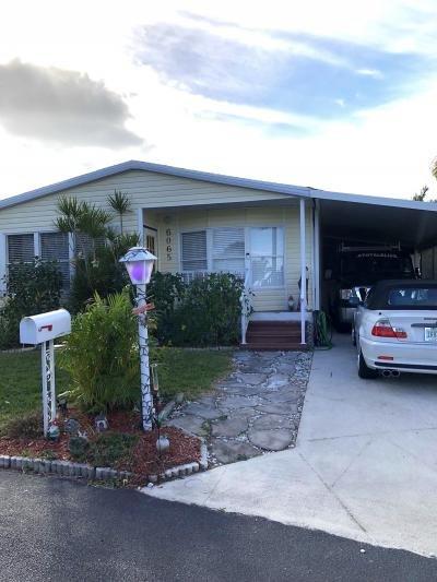 Mobile Home at 6065 Palm Harbor Dr Lantana, FL