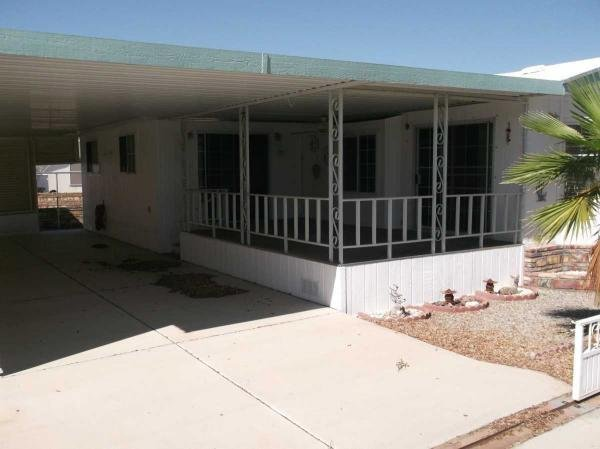 Mobile Home at 10667 S. Ave 10E, #34, Yuma, AZ