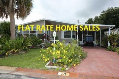 Mobile Home at 10 ROBIN LANE Vero Beach, FL 32966