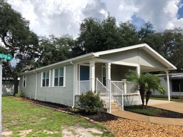 Mobile Home at 186 HIBISCUS DR , Leesburg, FL