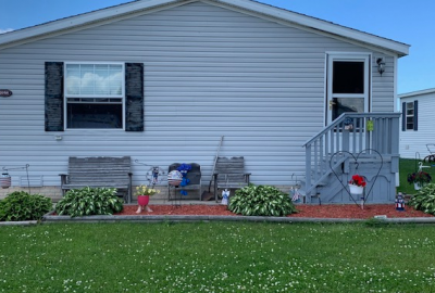 Mobile Home at 2058 Spruce Way Clio, MI 48420