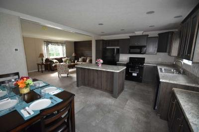 Dining Area/Kitchen/Living Room