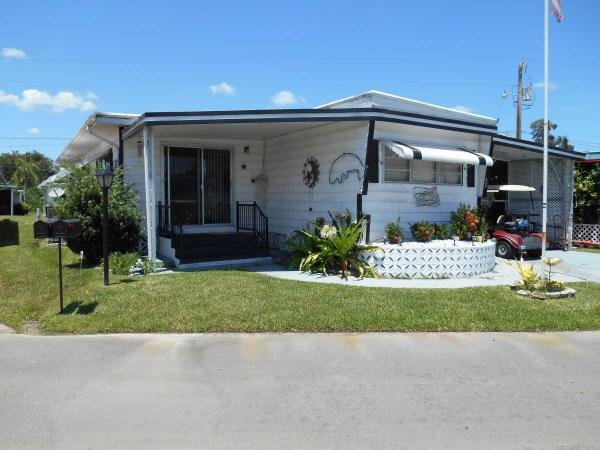 Mobile Home at 47 Channel Lane, Fort Myers, FL
