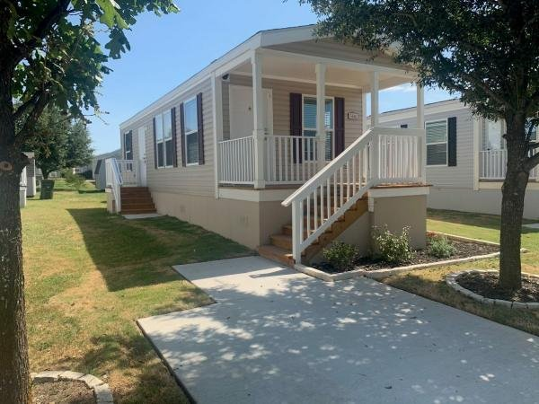 Mobile Home at 12544 Claremont Circle , Del Valle, TX