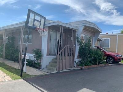 Mobile Home at 110 Colombo Ln.  Tustin, CA 92780