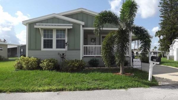 Mobile Home at 309 Ameland, Ellenton, FL