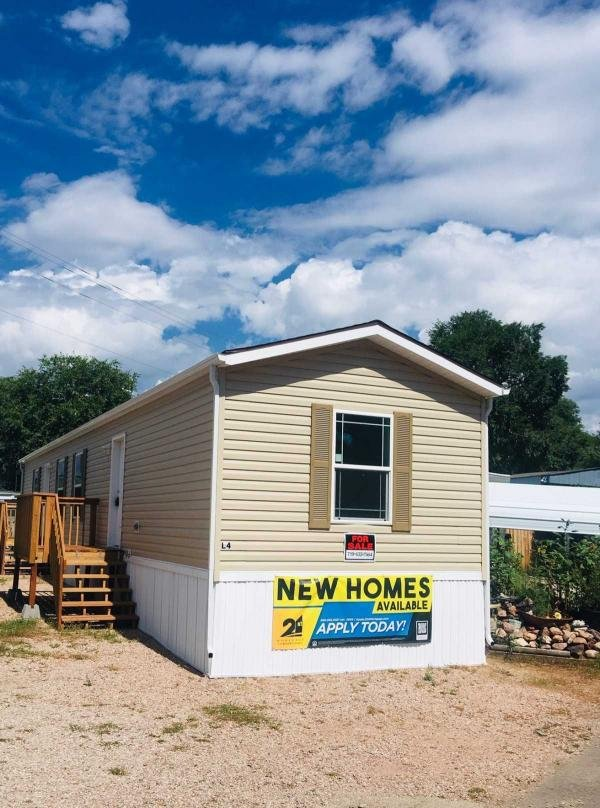 Mobile Home at 3100 Wood Ave Lot L-04, Colorado Springs, CO