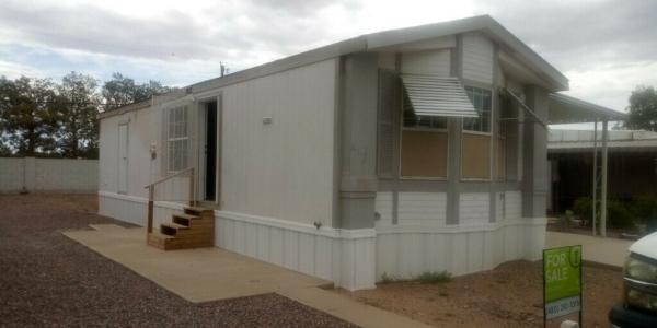 Mobile Home at 645 E. Ranch Rd,  Lot #4, San Tan Valley, AZ
