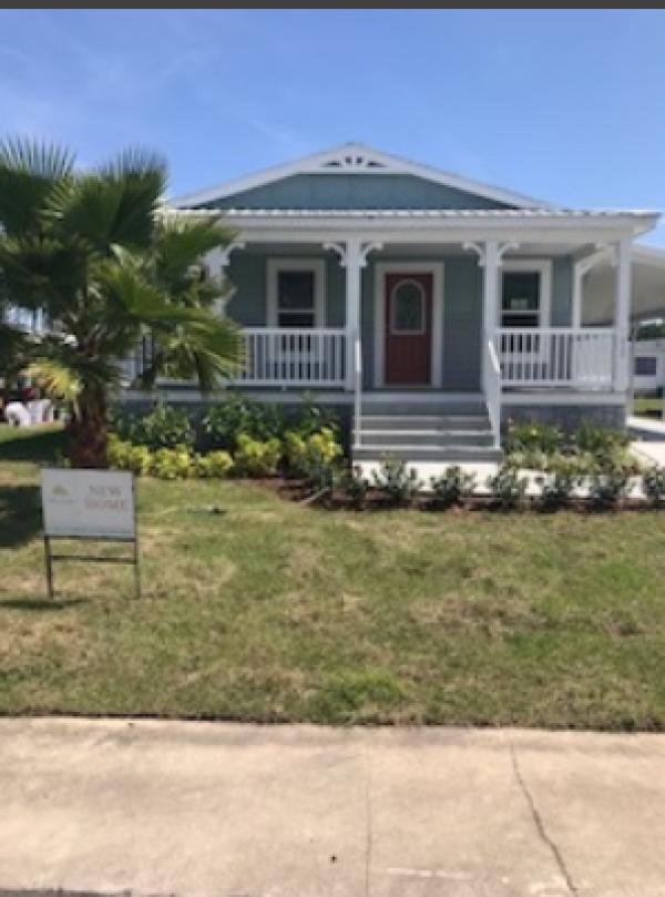 Mobile Home at 434 Crockett St, West Melbourne, FL