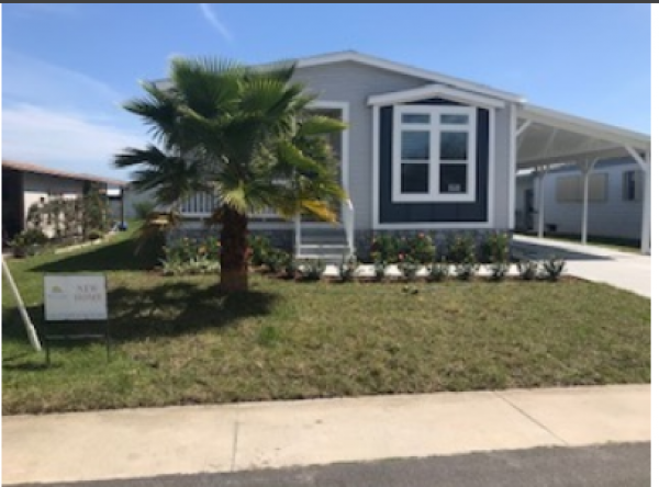 Mobile Home at 428 Crockett St, West Melbourne, FL