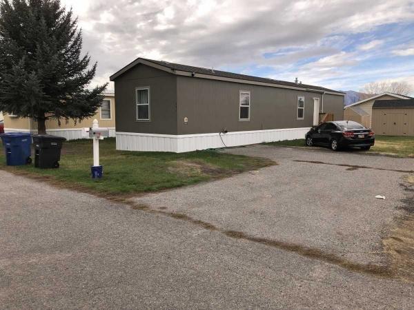 Mobile Home at 459N670W -- Lot 90, Logan, UT