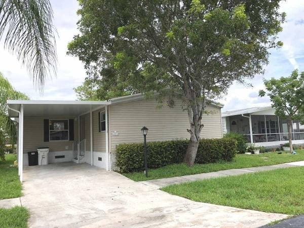 Mobile Home at 6521 NW 35TH AVE, Coconut Creek, FL