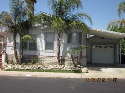 Mobile Home at 929 East Foothill Blvd. Upland, CA 91786