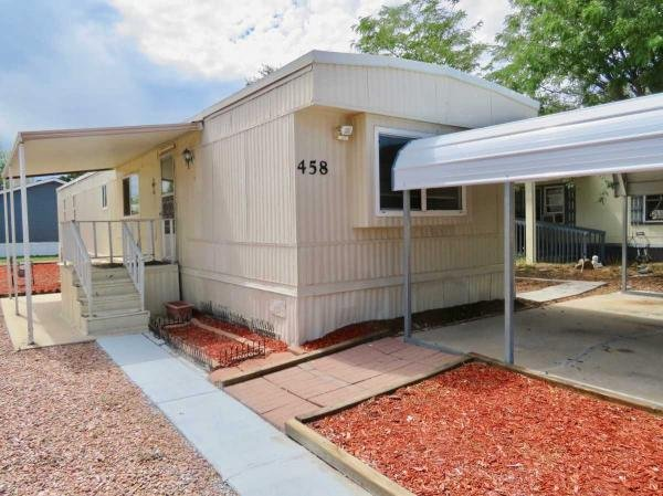 Mobile Home at Western Dr , Colorado Springs, CO