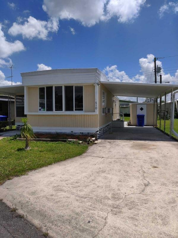 1971 Barrington Mobile Home For Sale