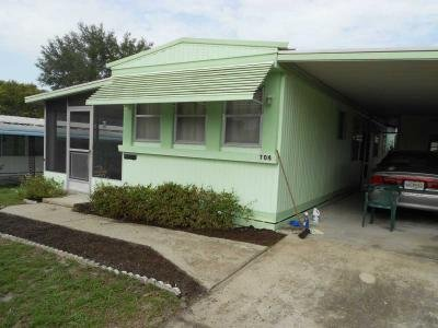 Mobile Home at 704 Coachwood E Leesburg, FL 34748
