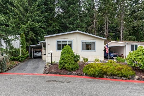 Mobile Home at 1505873, Everett, WA