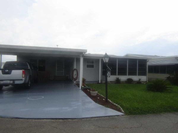 Mobile Home at 1701 W. Commerce Ave. Lot 250, Haines City, FL
