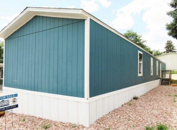 Mobile Home at Galley Rd., Colorado Springs, CO