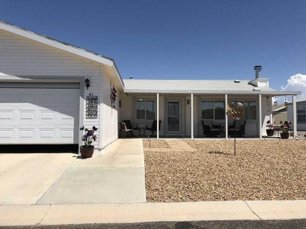 Mobile Home at 1545 e el rodeo rd #41, Fort Mohave, AZ
