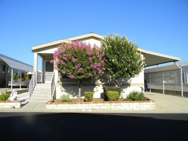 Mobile Home at 6880 Archibald Ave. #42, Alta Loma, CA