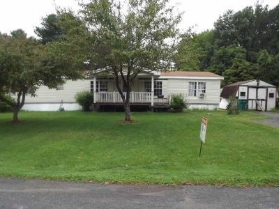 Mobile Home at 7 Longmeadow Dr Mechanicville, NY