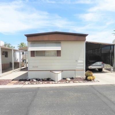 Mobile Home at 4439 N. Old Romero Rd., #54 Tucson, AZ