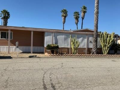Mobile Home at 2601 E. Victoria St.  Rancho Dominguez, CA 90220