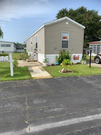 Mobile Home at 420 49th Street East, Lot 84 Palmetto, FL 34221
