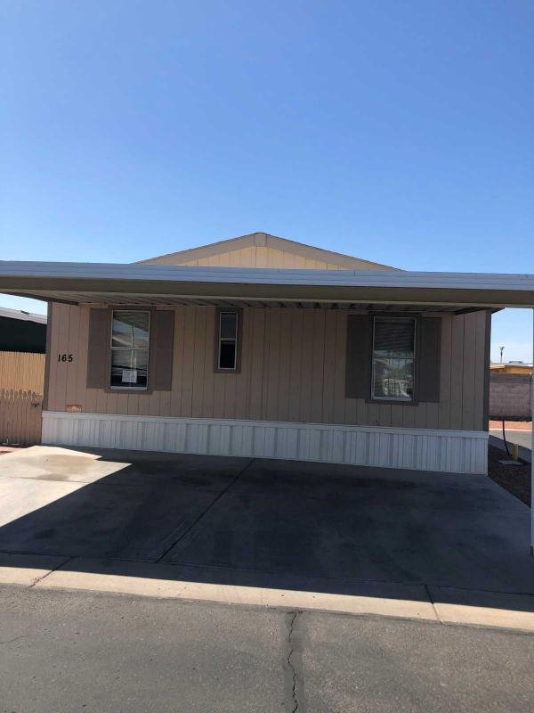 Mobile Home at 8427 W. Glendale Ave Lot #165, Glendale, AZ