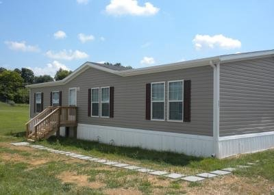 Mobile Home at 121 Oxford Way Charles Town, WV