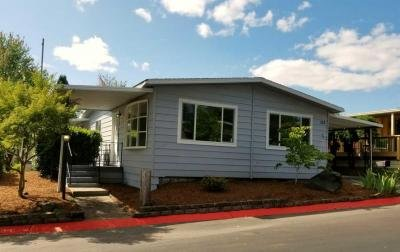 Mobile Home at 100 SW 195th Avenue #163 Beaverton, OR