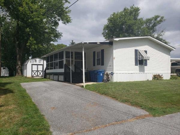 Mobile Home at 88 TULIP LANE, Newark, DE