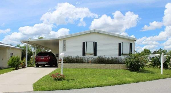 Mobile Home at 701 Aqui Esta Dr UNIT 264, Punta Gorda, FL