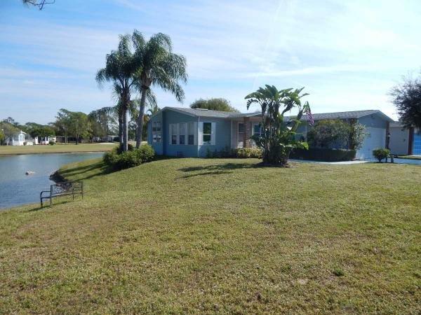Senior Retirement Living 1996 Merit Mobile Home For Sale In North Fort Myers Fl