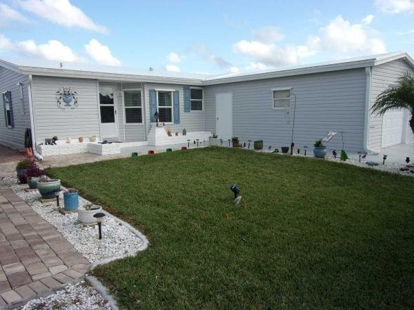 Mobile Home at 543 Barcelona Blvd., Arcadia, FL