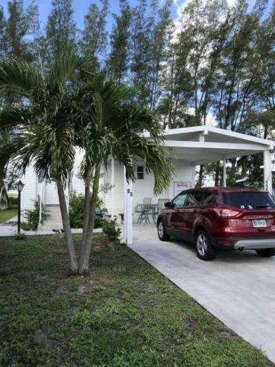 Mobile Home at 1185 Michelle Dr S Lot 93 West Palm Beach, FL 33409