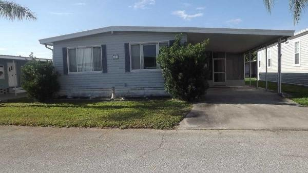Mobile Home at 497 Flamingo Lane, Ellenton, FL