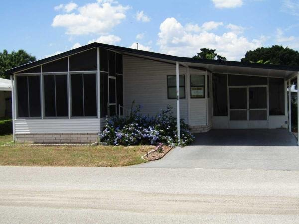 Mobile Home at 1701 W. Commerce Ave. #69, Haines City, FL