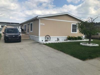 Mobile Home at 49980 Fox Trail Shelby Township, MI 48315