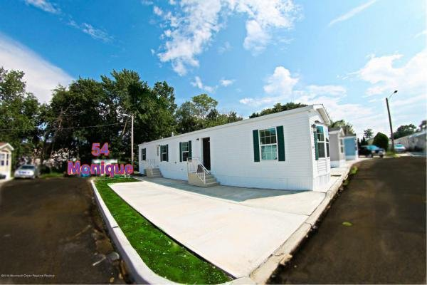 Mobile Home at 54 Monique Circle, Hazlet, NJ
