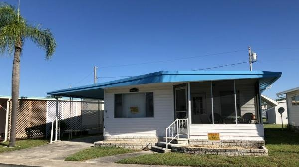 Mobile Home at 50 Beechwood Lane, Largo, FL